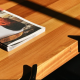 brochures on table, JPS Print Consultants logo blog post about marketing activity post lockdown